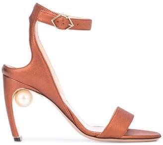 Nicholas Kirkwood ankle straps sandals