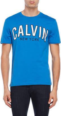 Calvin Klein Jeans Outline Logo Tee
