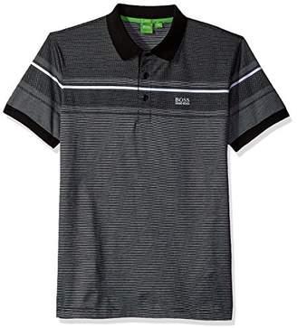 HUGO BOSS BOSS Green Men's Paule 5 Short Sleeve Polo Shirt