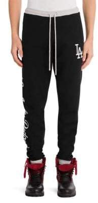 Marcelo Burlon County of Milan LA Dodgers Sweatpants