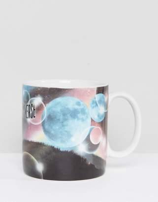 Monki Solar System Cat Mug