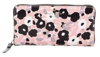 Kate Spade Kate Spade New York Floral Continental Wallet