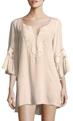 L-Space Embroidered Coverup