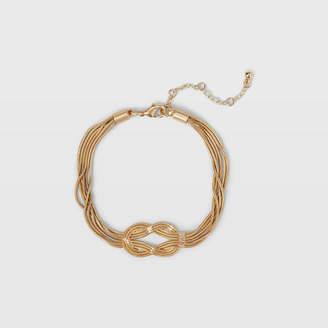 Club Monaco Knotted Tassel Bracelet