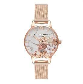 Olivia Burton Marble Florals Watch