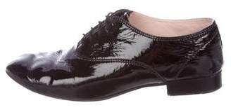 Bloch Patent Leather Lace-Up Oxfords