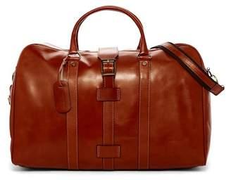 Persaman New York Santino Italian Leather Duffel Bag