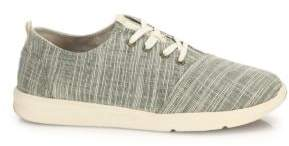 Toms Del Rey Textured Sneakers