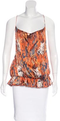La Perla Silk Mini Dress $95 thestylecure.com