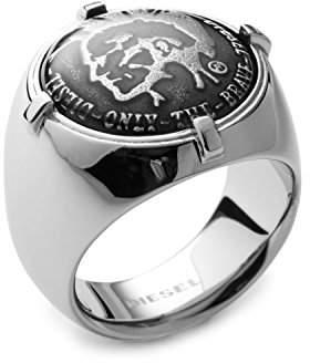 Diesel Unknown Men's Silver Ring DX0742040-510