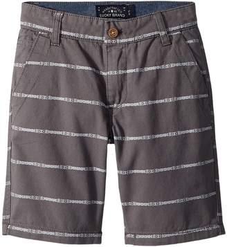 Lucky Brand Kids Woven Shorts Boy's Shorts