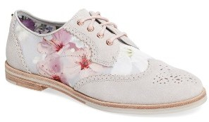 Women's Ted Baker London Alelea Oxford $184.95 thestylecure.com