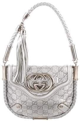 Gucci Small Guccissima Britt Bag