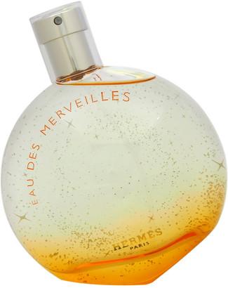 Hermes Eau Des Merveilles 3.3Oz Eau De Toilette Spray