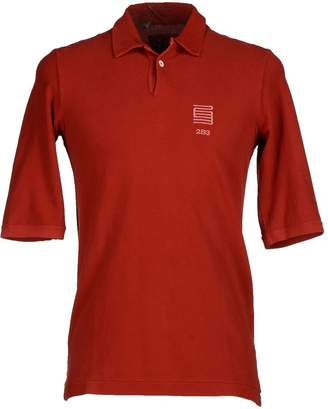 2B3 RED Polo shirts - Item 37752940BE