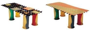 Nobody's Table By Gaetano Pesce