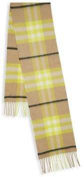 Burberry Kid's Cashmere Scarf