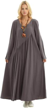 Y-3 Anysize Side Seam Pockets Cotton Spring Summer Fall Dress Plus Size Clothing Y3
