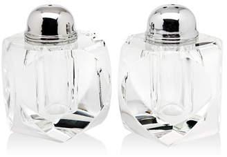 Godinger Stockholm Crystal Salt & Pepper Shakers
