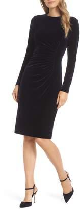 Harper Rose Long Sleeve Body-Con Dress