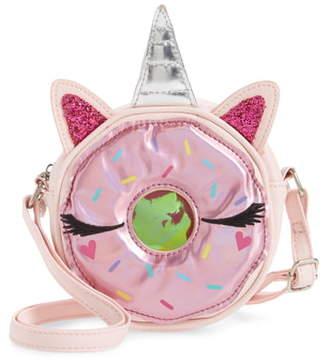 OMG Donut Worry I'm A Unicorn Crossbody Bag