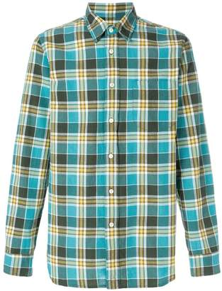 Bellerose checked style shirt