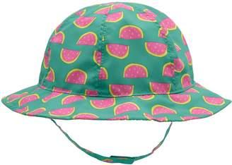 Gold Bug Baby Watermelon Sun Hat