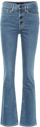 3x1 Poppy high-rise bootcut jeans