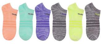 adidas Six-Pack Superlite No Show Socks