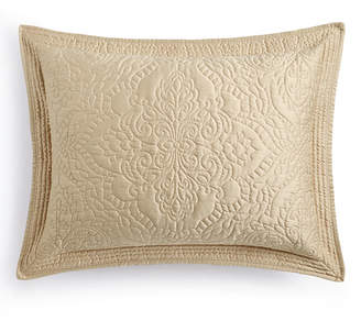 Martha Stewart Collection Closeout! Collection Lush Embroidery Standard Sham