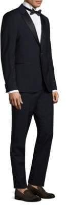 Paul Smith Slim-Fit Linen Suit