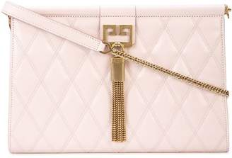 Givenchy quilted bag pale pink