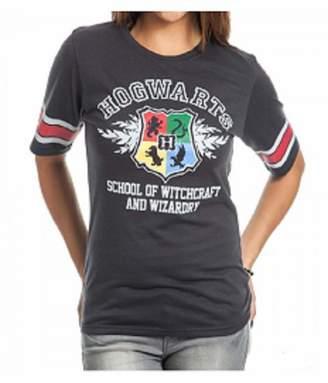 Bioworld Harry Potter Hogwarts Juniors Hockey T-Shirt M