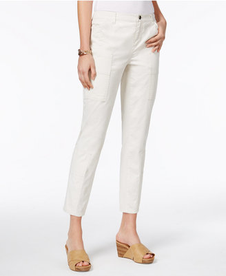 Style & Co Seam-Detail Skinny Ankle Pants, Only at Macy's $54.50 thestylecure.com