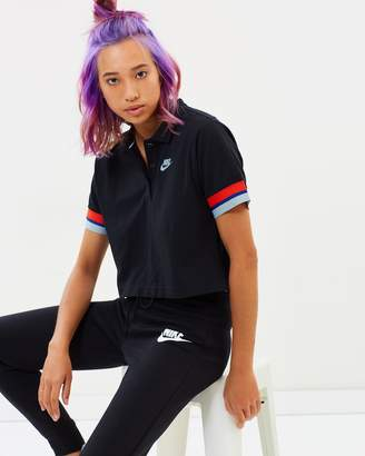 Nike Sportswear Cropped Polo