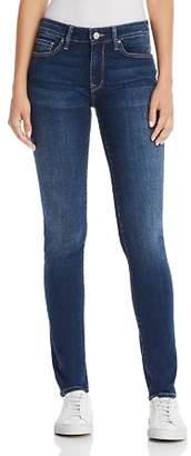 Mavi Jeans Adriana Skinny Jeans in Dark Indigo