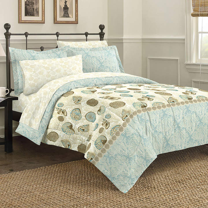 DISCOVERIES Discoveries Seabreeze Complete Bedding Set with Sheets