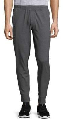 ASKYA Knit Slim-Leg Joggers