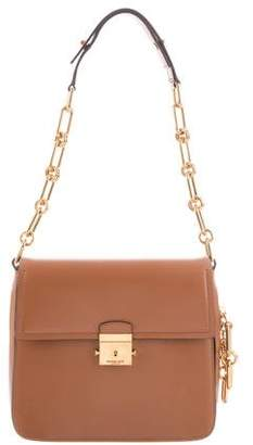 Michael Kors Leather Mia Shoulder Bag