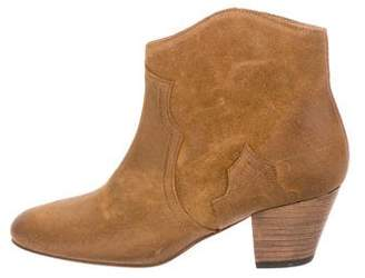 Isabel Marant Suede Ankle Boots w/ Tags