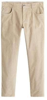 Mango Man MANGO MAN Five pocket corduroy trousers