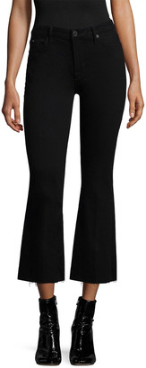 Hudson Jeans Pant Mia Raw Pocket Pant