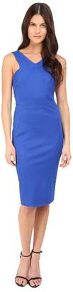 Zac Posen Sleeveless Sheath Dress Women's Dress