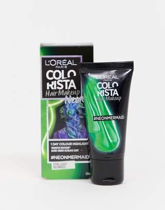 L'Oreal L Oréal Pa Colorista Hair Make Up Neon 23 Mermaid