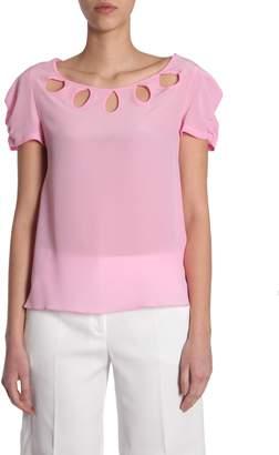 Moschino Crêpe T-shirt
