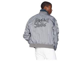 Versace Logo Bomber Jacket