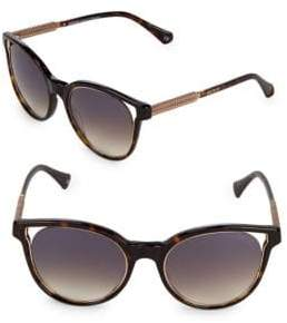 Balmain 55MM Cat Eye Sunglasses