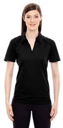 Ash City - North End Ladies' Recycled Polyester Performance Pique Polo