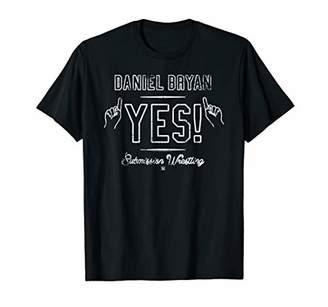WWE Daniel Bryan Yes Fight Type