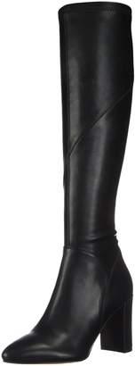 Franco Sarto Women's Flavia Fashion Boots, Black/Real Calf Pu6580